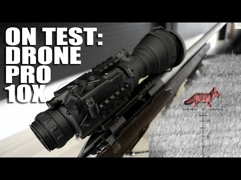 On test: Drone Pro 10X