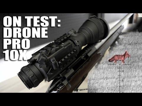 On test: Drone Pro 10X