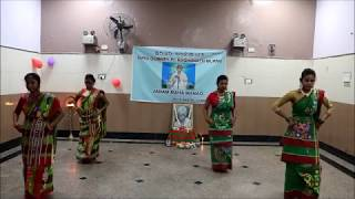 JOHAR MARANG BURU- Female Group Dance @ GURU MAHIT 2019 NEW DELHI