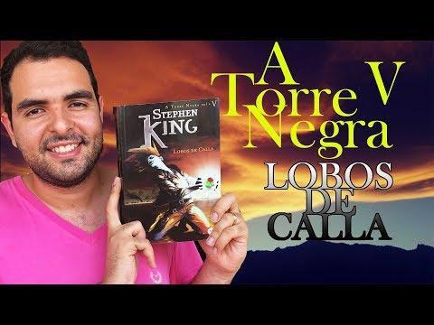 A Torre Negra Vol. 5 - Lobos de Calla (Stephen King) | Lidos e Curtidos