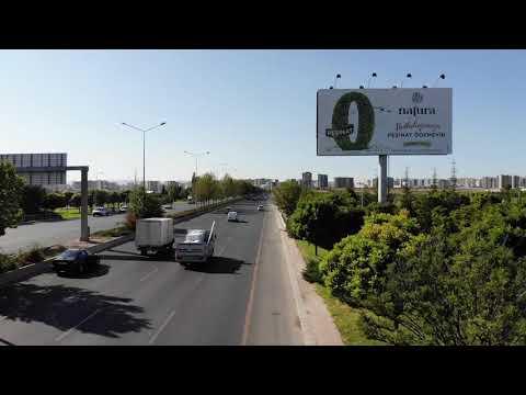 Ankara Brillant Perde