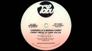 Cherrelle & Mariah Carey - I Didn't Mean To Turn You On @InitialTalk
