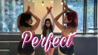 Perfect - Ed Sheeran | The BOM Squad | Svetana Kanwar Choreography