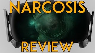 An Underwater VR Horror Game... Should You Dive In? - Narcosis Review