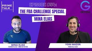 The Amazon FBA Challenge   Mina Elias