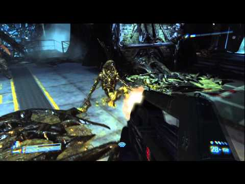 Видео № 2 из игры Aliens: Colonial Marines (Б/У) [X360]