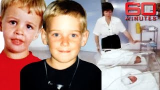 Bitter family saga as mothers discover sons were switched at birth | 60 Minutes Australia