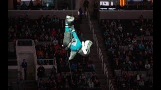 Hockey Mascot Fails