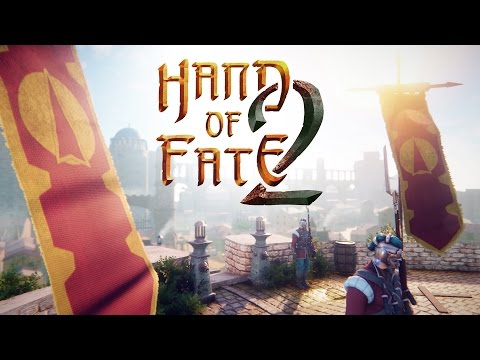 Hand of Fate 2: September 2016 Trailer thumbnail