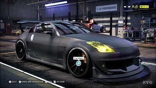 Need for Speed Heat - Nissan 350Z 2008 - Customize | Tuning Car (PC HD) [1080p60FPS]