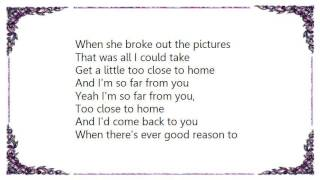 Chris Knight - Too Close to Home Lyrics