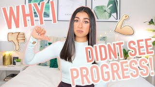 Why You're Not Losing Weight! 10 Fitness Mistakes I Made!   Jeanine Amapola
