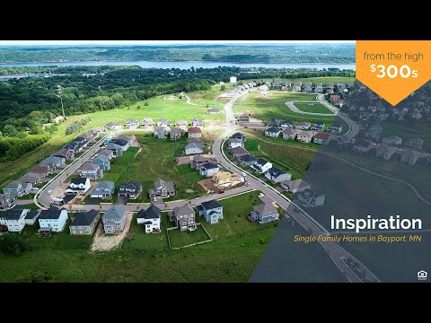 Take an aerial tour of Inspiration