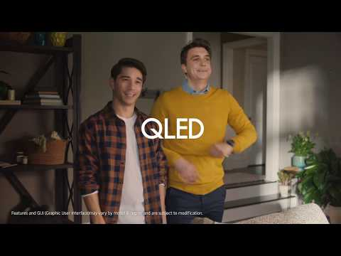 QLED TV - Impossible Password