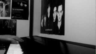 Dagger - Slowdive (piano cover)