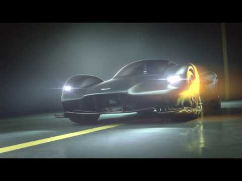 Oh My (Actual) God: The Aston Martin Valkyrie