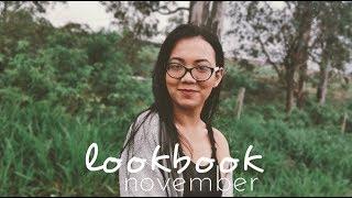 LOOKBOOK | NOVEMBRO 2017