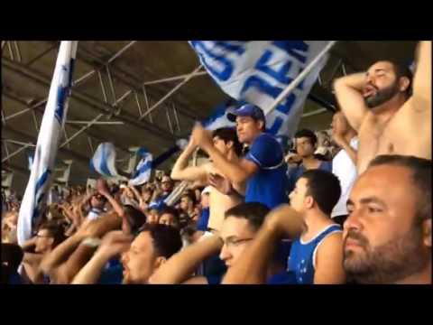 """TFC - Cruzeiro 2 x 0 Santa Cruz - Campeonato Brasileiro - 28/08/2016"" Barra: Torcida Fanáti-Cruz • Club: Cruzeiro"