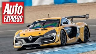 Renaultsport RS.01: driving Renault