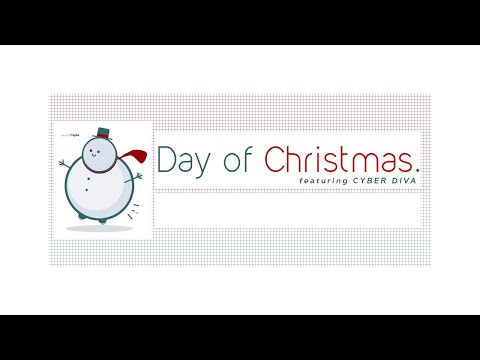 Day of Christmas feat. CYBER DIVA - audioTopia