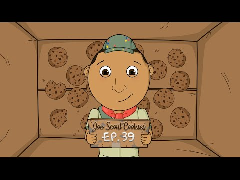 Joe Scout Cookies | The Joe Budden Podcast Cartoon