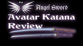 Angel Sword Avatar Katana Review