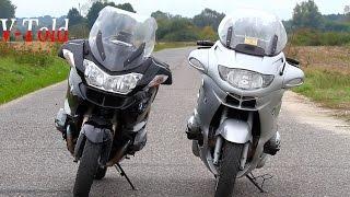 BMW R1200RT vs R1150RT - old vs new