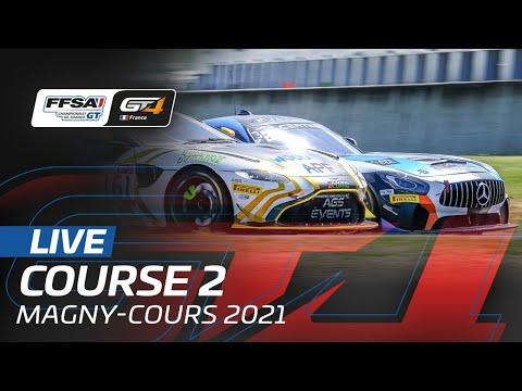 ブランパンGTマグニーコース Race2ライブ配信動画