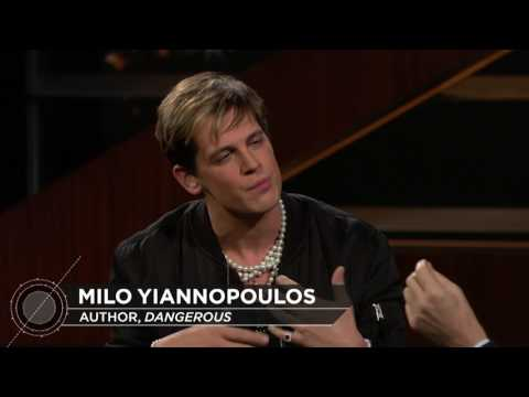 Milo Yiannopoulos Interview | Real Time with Bill Maher (HBO)