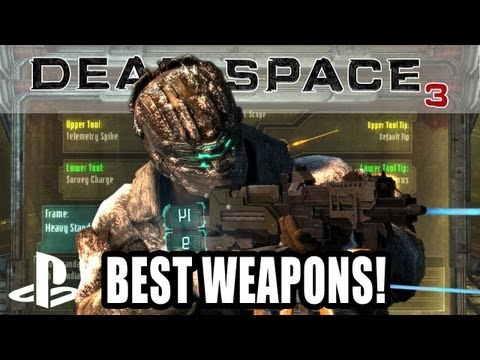 dead space 3 playstation 3 test