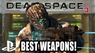 Top 5 dead space 3 weapons most popular videos best custom weapons in dead space 3 malvernweather Images