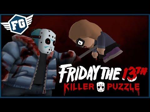 Friday the 13th: Killer Puzzle #3 - Ochrana Koček