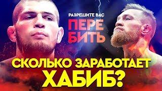 Отец Хабиба: «Задушим Конора, когда надо» / Khabib's father talks about Conor UFC 229 (eng cc)