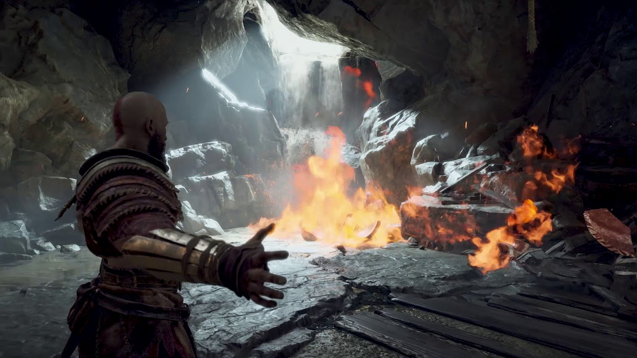 God of War: Por Dentro do Trailer da Paris Games Week