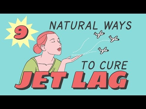 Nine Ways To Cure Jet Lag After A Long Flight