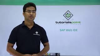 SAPUI5 - SAP Web IDE