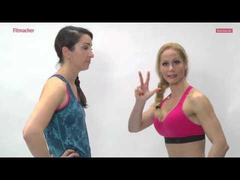 Die Öbung der Ballettänzerinnen für die Haltung