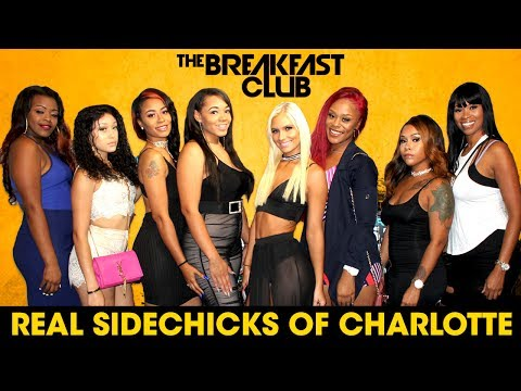 Lil Duval & The Breakfast Club Roast The Real Sidechicks of Charlotte