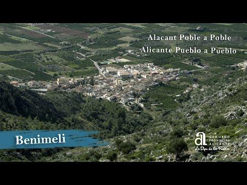 BENIMELI. Alicante pueblo a pueblo