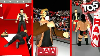 WWE WR3D 2K19 MOD By Wr3d Invasion:First look & Roster