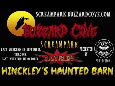 Buzzard Cove Screampark 2018 teaser