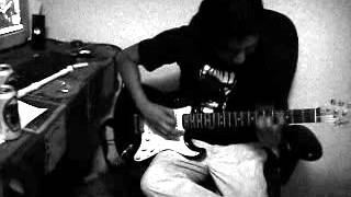 The Thrice Is Greatest To Ninnigal (Absu guitar cover)