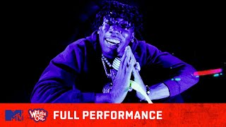 """NLE Choppa Performs """"Final Warning"""" ⚠️ Wild 'N Out"""
