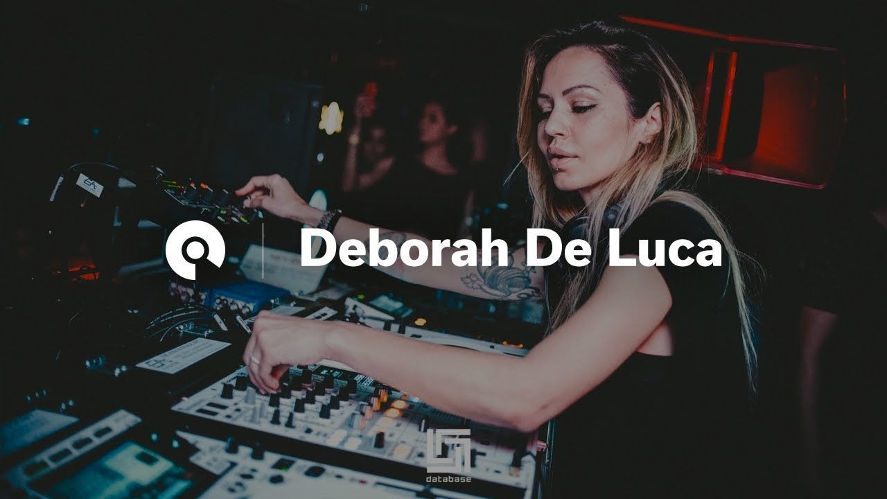 Deborah De Luca - Live @ Database Romania 2018