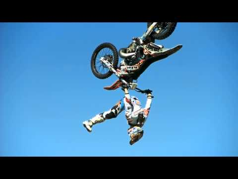 Watch Levi Sherwood 'Shaolin' Backflip His Motorcycle At 1000FPS