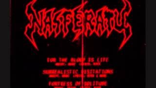 Nasferatu - Surrealistic Visitations - Wild Rags Demo