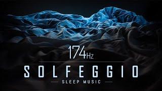 174 Hz | Pain Relief Music for Sleep | Solfeggio Sleep Music | 9 Hours