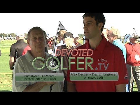 Adams Golf 2013 Driver and Fairway