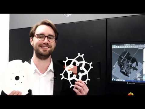 Optimierte Konstruktion für 3D-Druck - mit SOLIDWORKS Topologiestudie