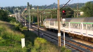 preview picture of video 'Raciborowice - EP09-003 Intercity'